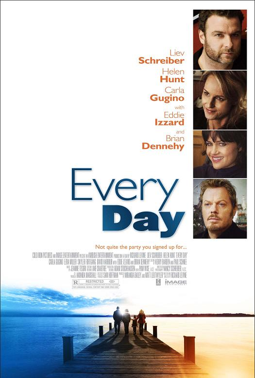 Every Day Official Poster