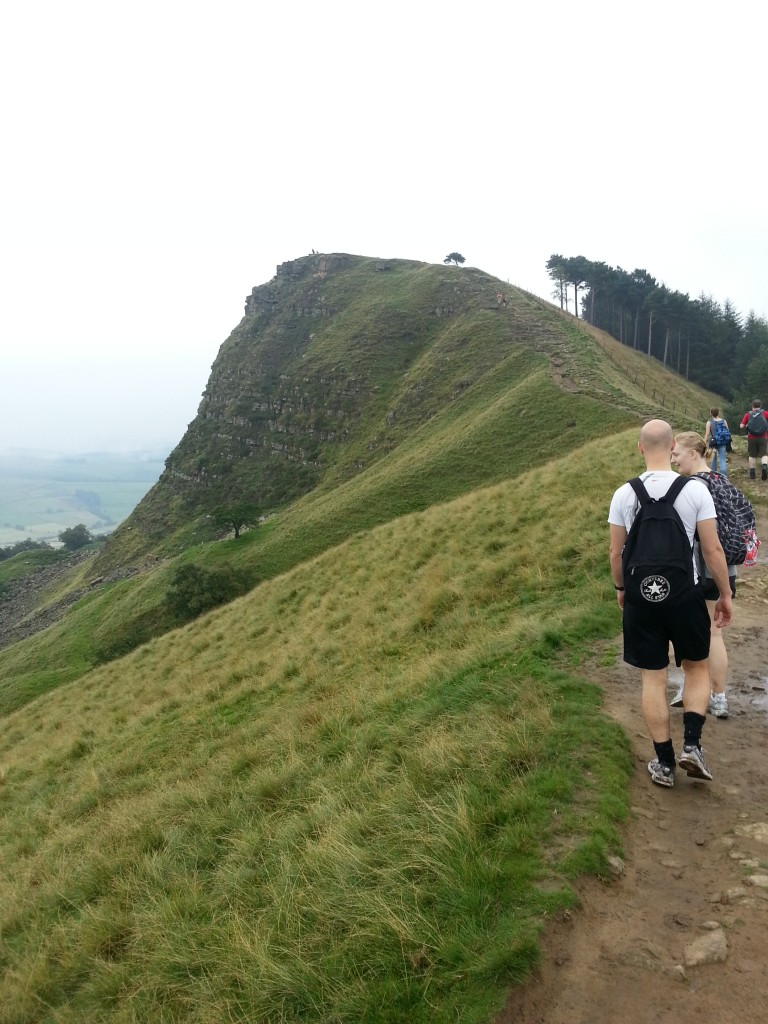 Trek Up To Lose Hill