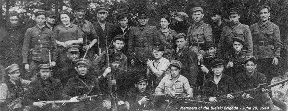 Partisans in 1944
